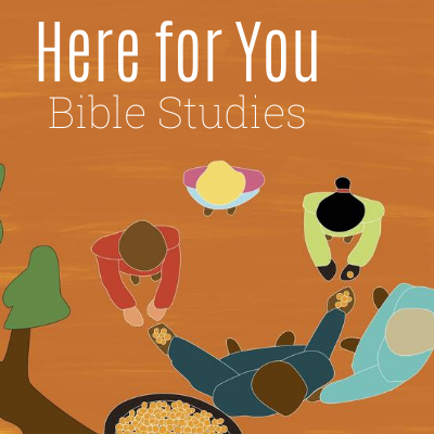 Here For You Bible Study Square Image