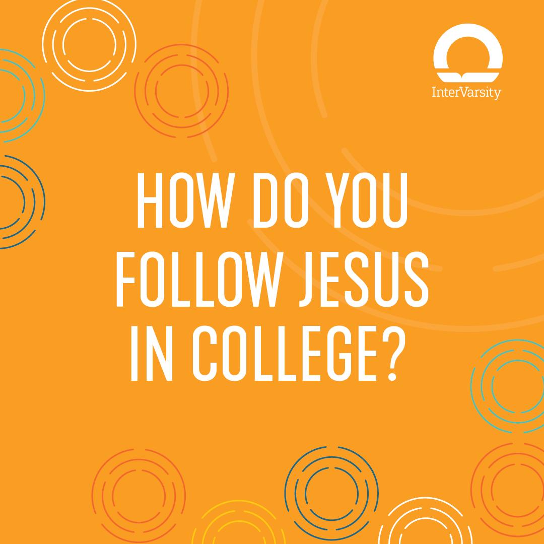How do you follow Jesus? theme