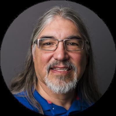 Rev. Dr. Ray Aldred Headshot