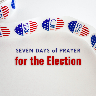 Prayer for the Election Square Image