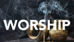 incense and worship