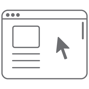 Gray Resources Icon