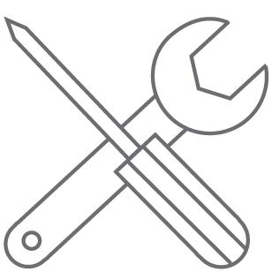 Gray Resources Icon