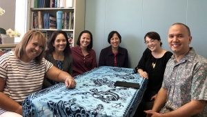 University of Hawaii prayer group
